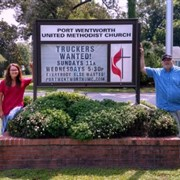 Truckers wanted at Port Wentworth UMC