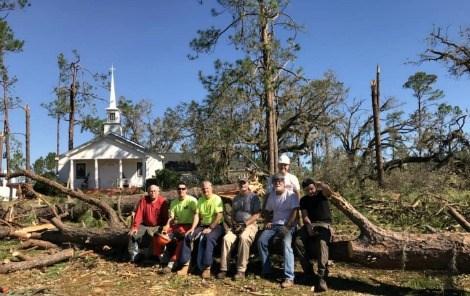 Neighbors Help Neighbors After Hurricane Michael Slams Southwest Georgia