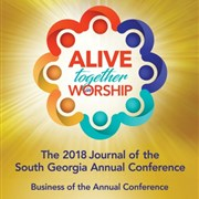 2018 Conference Journal ready for orders and download
