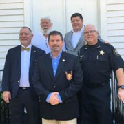 Sheriff's chaplains serve spiritual needs of law enforcement officers