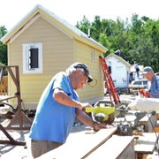 Savannah churches help build houses for homeless veterans