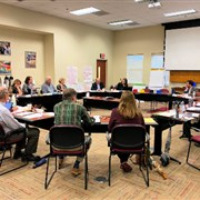 An Update on the Leadership Forum Task Force Meeting - Writing our own story in 2020