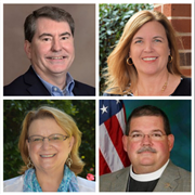 Bishop Bryan announces conference-level appointments/assignment