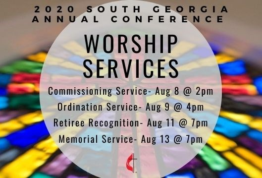 Annual Conference Worship Services