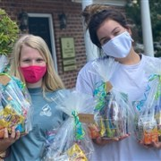 GSU Wesley Foundation spreads love – not germs – with COVID Care Packages